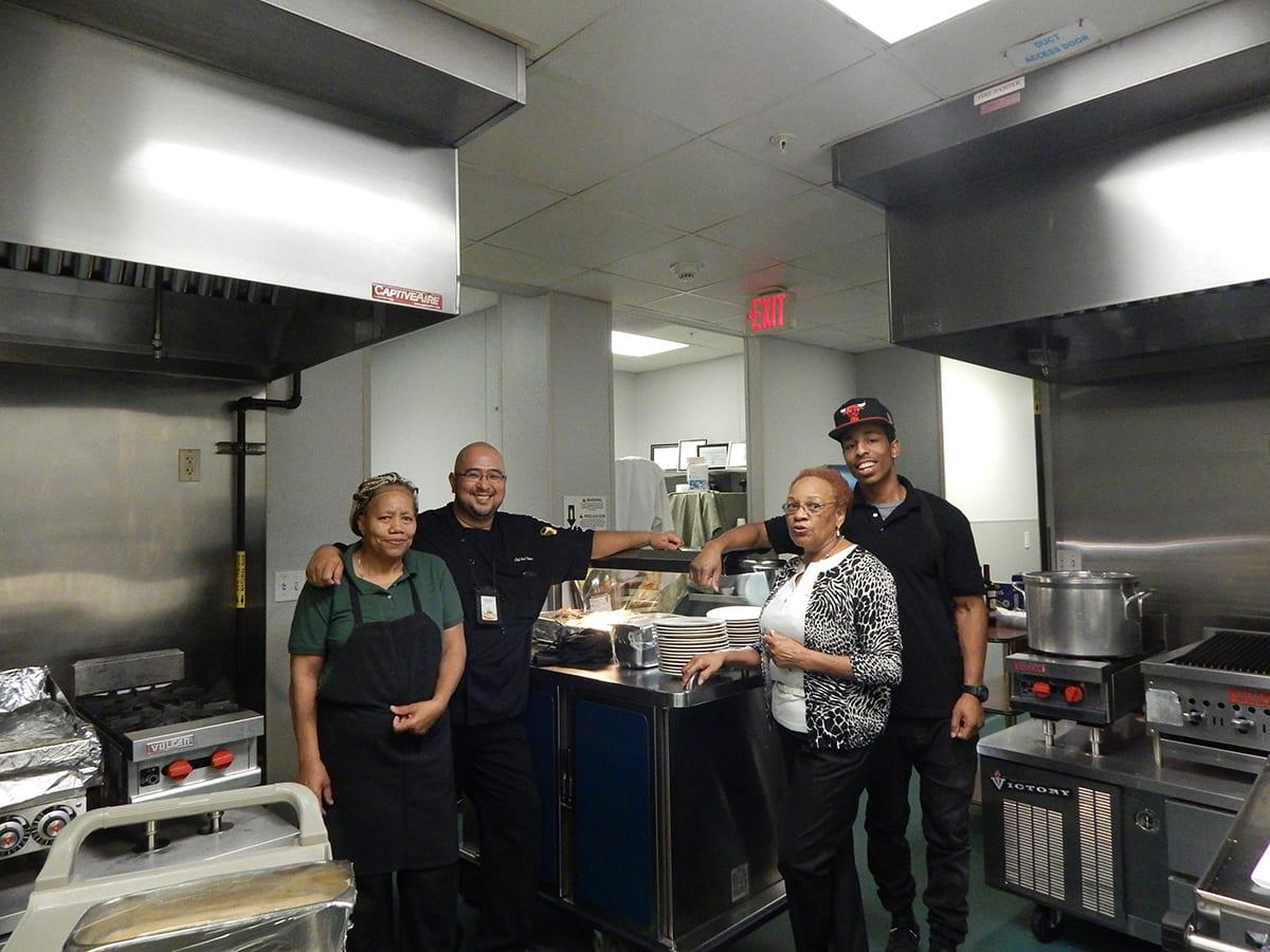 Dietary staff